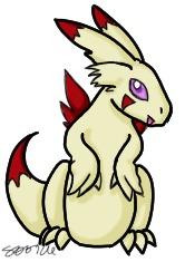 Chibi dragon Mica